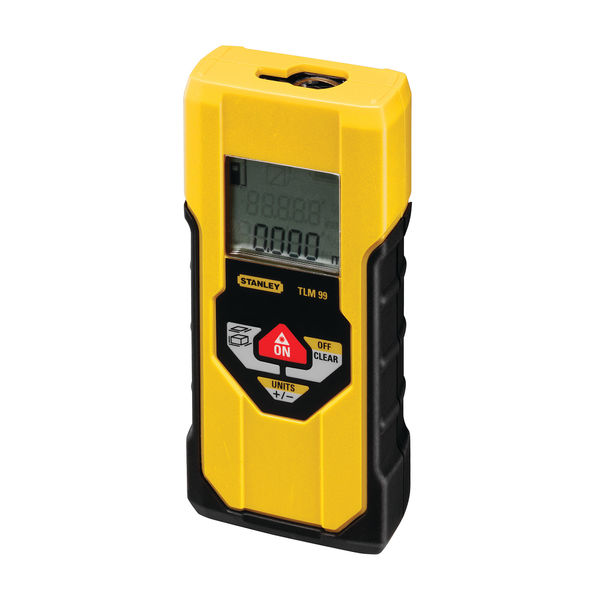 Stanley Yellow TLM 99 Laser Measure - TLM 99