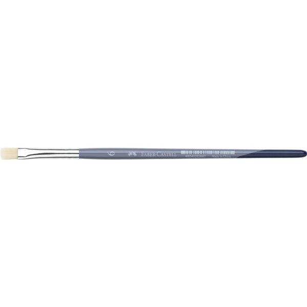 Faber-Castell Creative Studio Flat Bristle Brush Size 6 FC282806