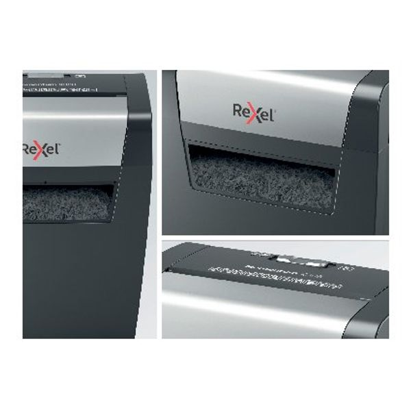 Rexel Momentum X308 Cross-Cut Shredder - 2104570