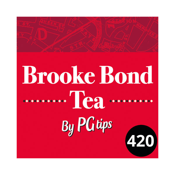 Brooke Bond Tea Bags (Pack of 420) 68495958