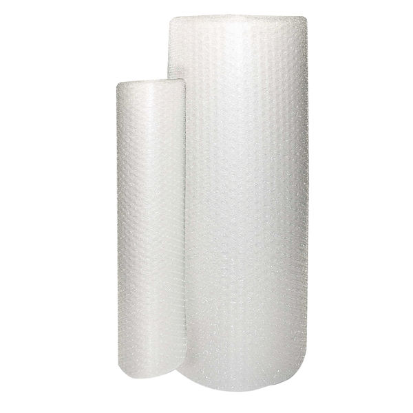 Jiffy Small Clear Bubble Wrap Film Roll 1500mm x100m - JB-S20L-1501