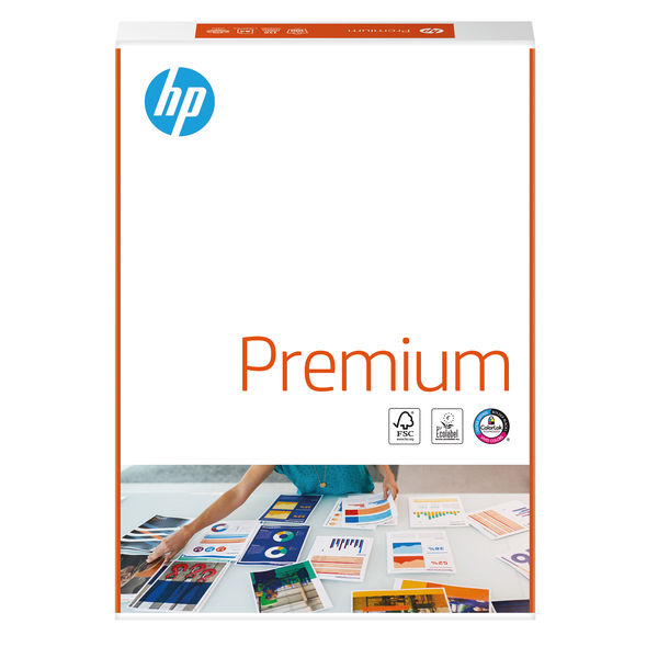 HP Premium White Paper A4 100gsm (Pack of 500) CHPPR100X401