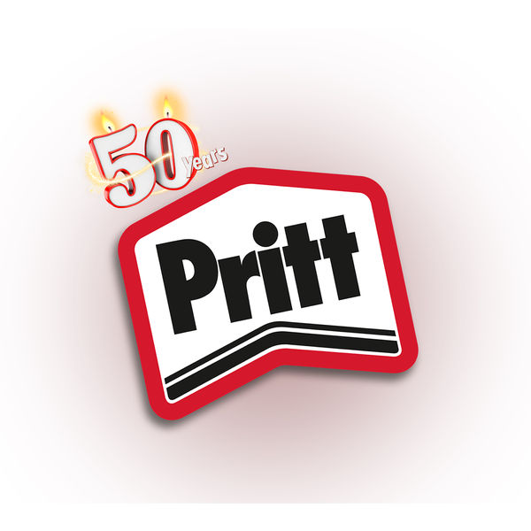 Pritt Stick 43G Hanging Box (Pack of 5) 1456072