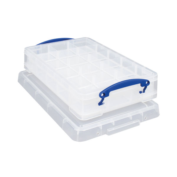 Really Useful Clear Storage Tray Insert – HDIV4C