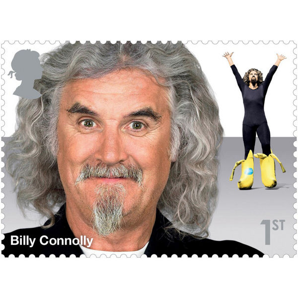 Comedy Greats Stamps First Day Cover - BC521