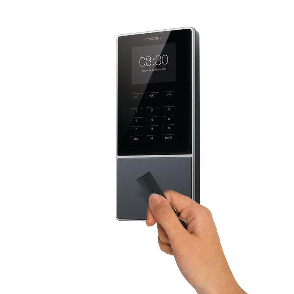 Safescan TimeMoto TM-616 Complete Time Clock System 125-0585