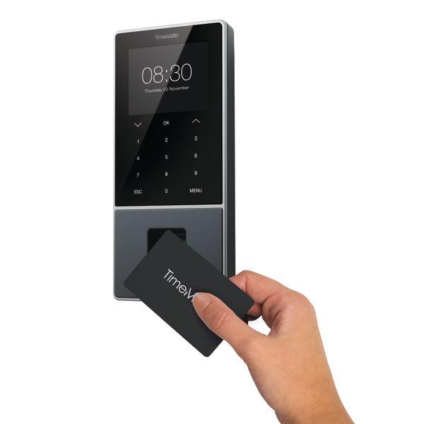 Safescan TimeMoto TM-828 Complete Time Clock System 125-0588