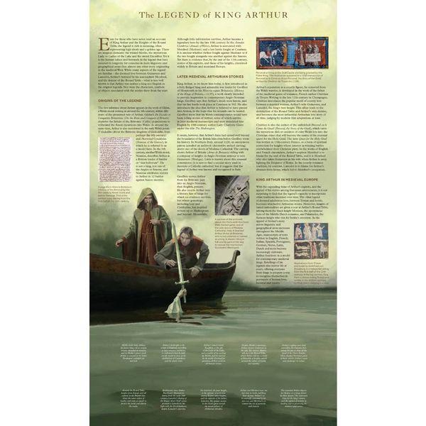 The Legend of King Arthur Presentation Pack