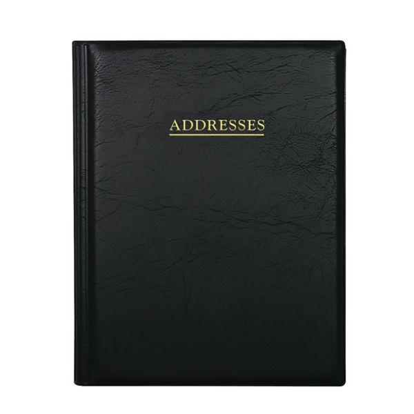 Collins A5 Wirebound Business Address Book - BA5