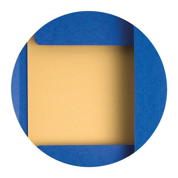 Europa A4 Dark Blue Portfolio File - Pack of 10 - 55502SE