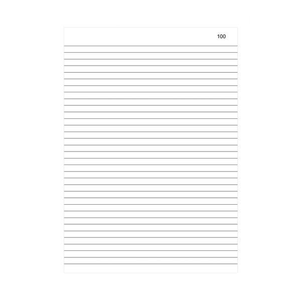 Silvine Carbon Memo Ruled A4 Duplicate Book (Pack of 6) - 614-T