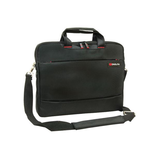 Monolith Black Slim Laptop Case - 3201
