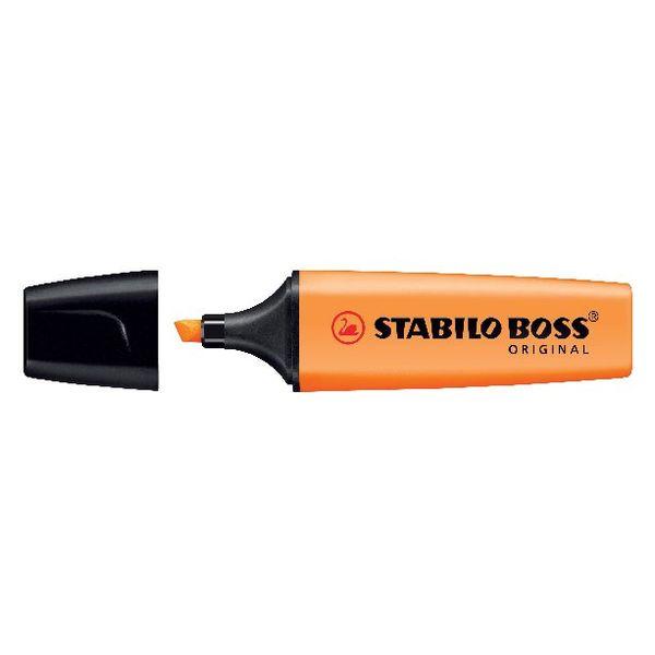 STABILO BOSS Original Assorted Highlighters, Pack of 48 - 70/48-2