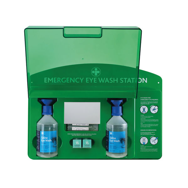 Reliance Medical Premier Emergency Eye Wash Station - 919