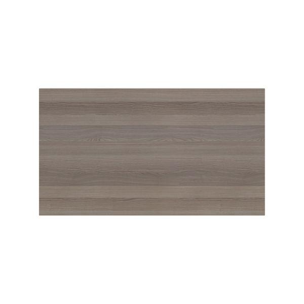 Jemini 700 x 450mm Grey Oak Wooden Bookcase