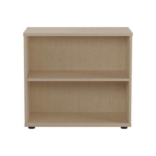 Jemini 700 x 450mm Maple Wooden Bookcase