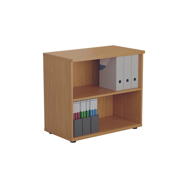 Jemini 700 x 450mm Nova Oak Wooden Bookcase