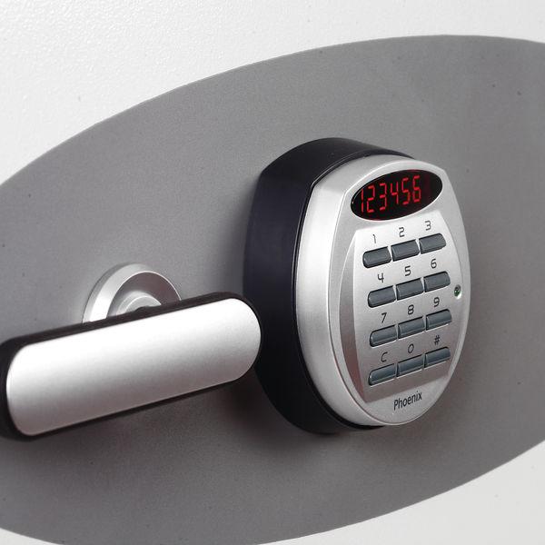 Phoenix Data Combi Safe (W520 x D520 x H900mm, 2 Hours Fire Protection) DS2502E