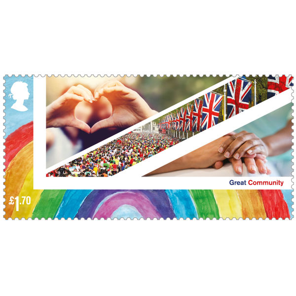 United Kingdom Celebration Miniature Sheet