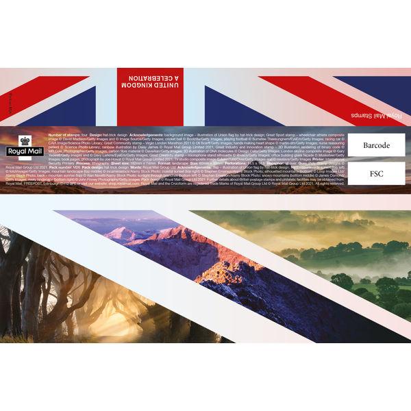 United Kingdom Celebration Presentation Pack
