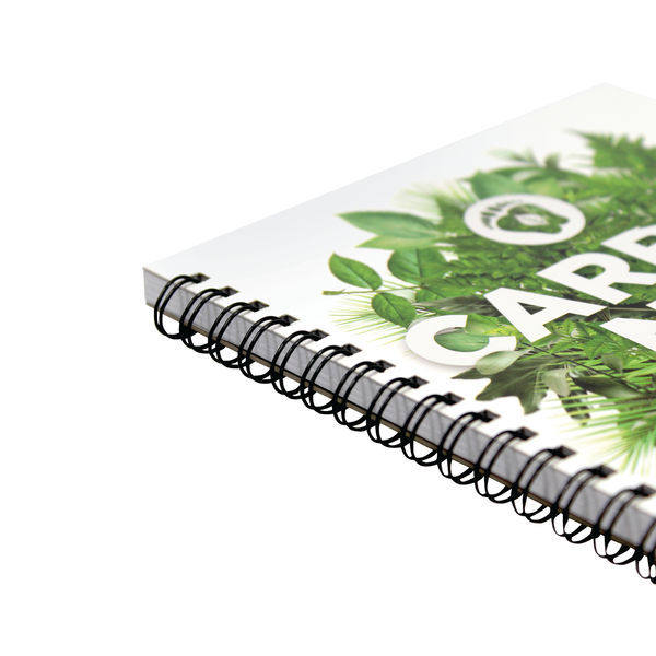 Silvine A5 Carbon Neutral Ruled Notebooks (Pack of 5) R303