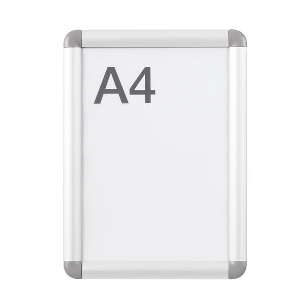 Bi-Office A4 Aluminium Snap Frame - VT720415370