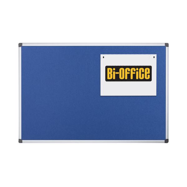 Bi-Office Blue 1800 x 1200mm Feltboard - FA2743170