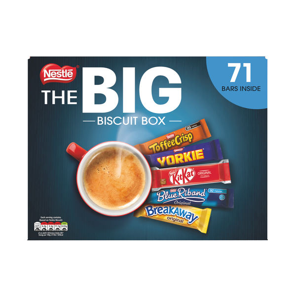 Nestle Big Biscuit Box - 12313923