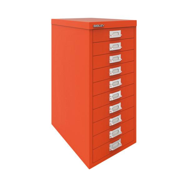 Bisley 590mm Mandarin 10 Drawer Cabinet - BY78746