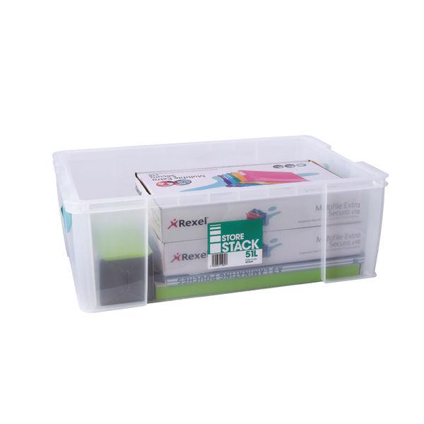StoreStack 51 Litre Storage Box | RB11089