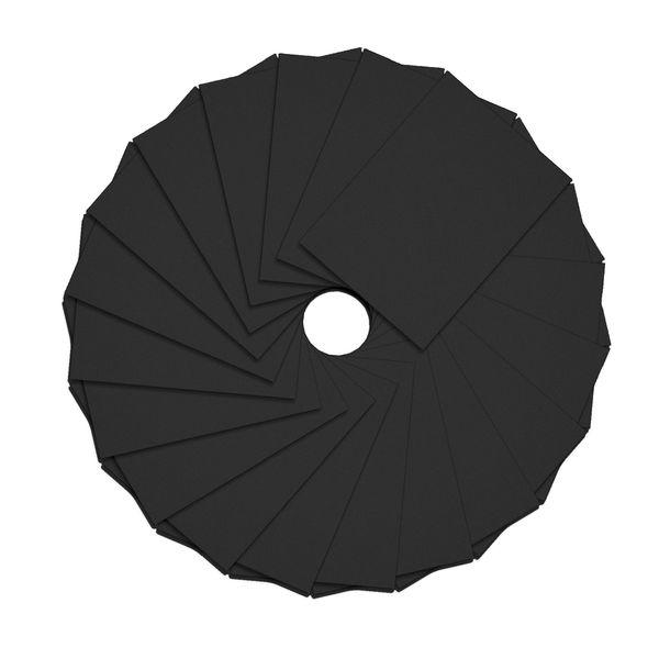West Design Black A3 Card, 210gsm, 20 Sheets - KHRI21015