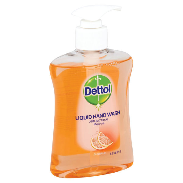 Dettol Moisture Hand Wash Grapefruit 250ml 8071864
