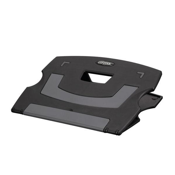 Contour Ergonomics Adjustable Laptop/Tablet Stand – NS011BG
