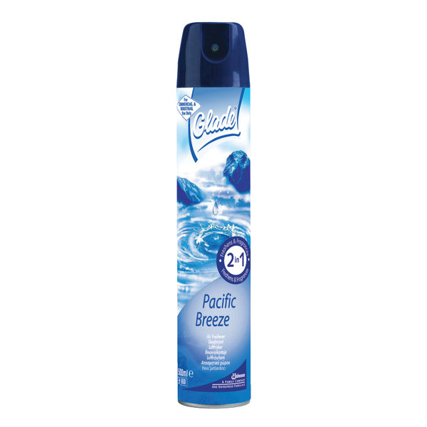 Glade 500ml Pacific Breeze Air Freshener - 688171