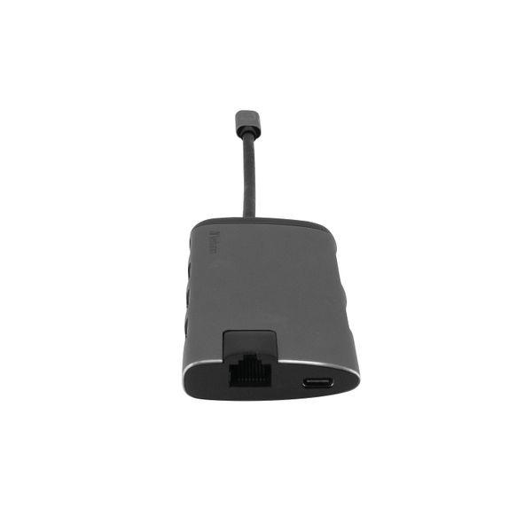 Verbatim USB-C Ethernet SD Multiport Hub - 49142