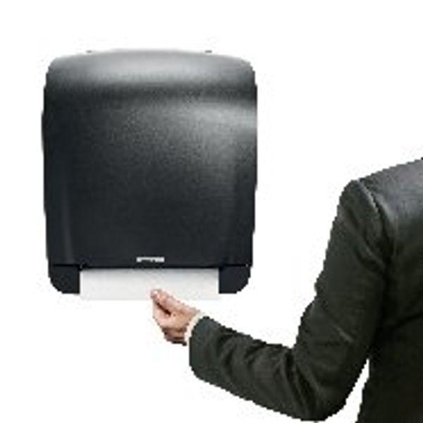 Katrin Inclusive System Towel Dispenser Black 92025