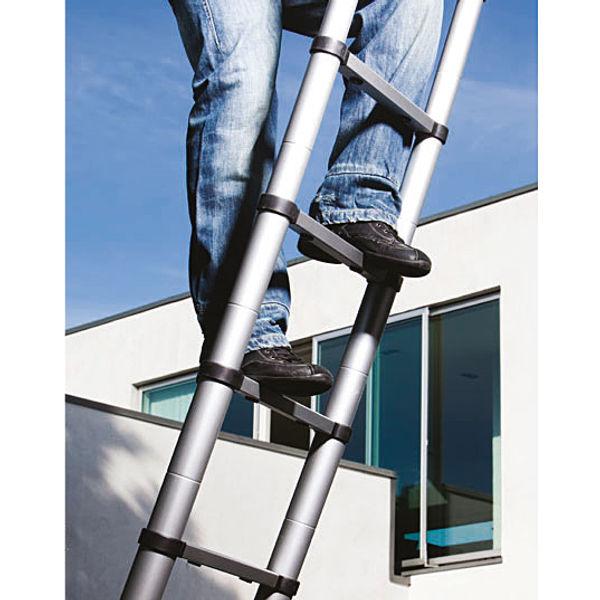 Telescopic Extending Ladder upto 3.8m Height 382799