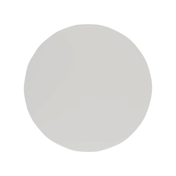 Jemini 1200mm White Round Meeting Table