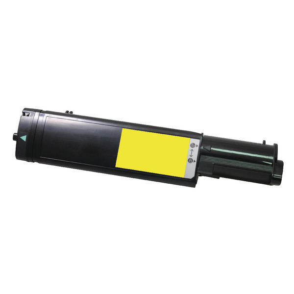 Epson C1100 Yellow Toner Cartridge - High Capacity C13S050187