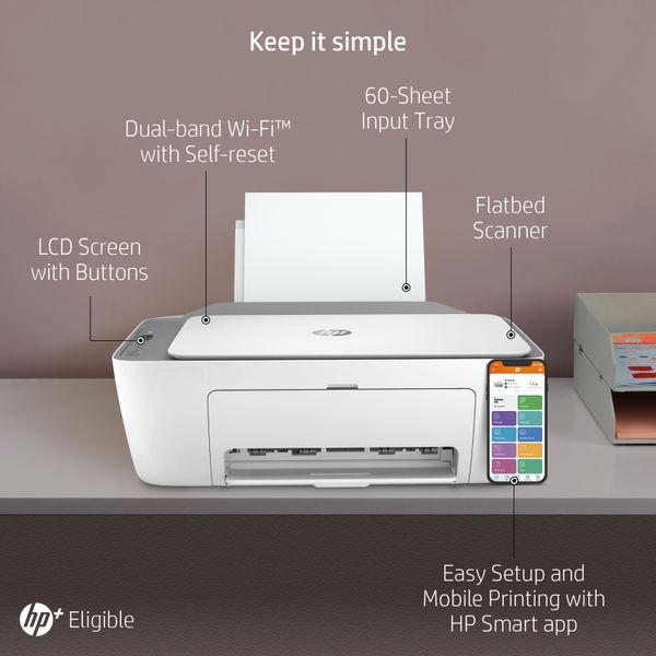 HP DeskJet 2720e All-in-One Printer 26K67B#687