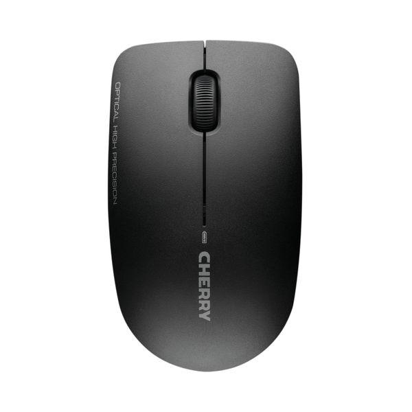 Cherry MW 2400 Wireless Mouse Black JW-0710-2