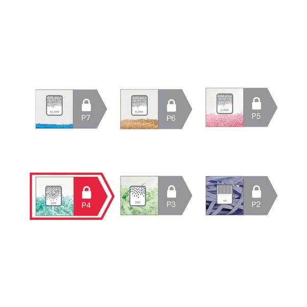 Rexel Momentum X410 Cross-Cut Shredder - 2104571