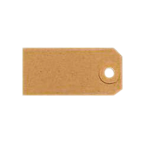 Fisher Clark Unstrung Tags 1A Buff Pack TG8021