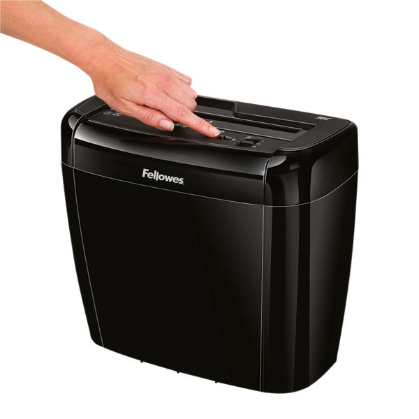 Fellowes Powershred 36C Shredder Black - 4700401