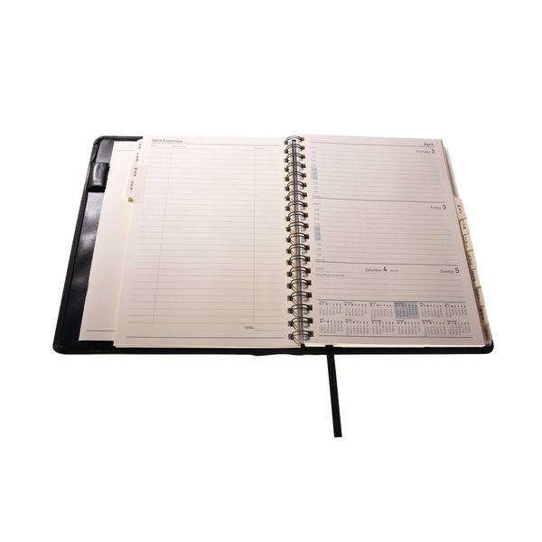 Collins Elite Executive Diary Week To View 2022 1130V