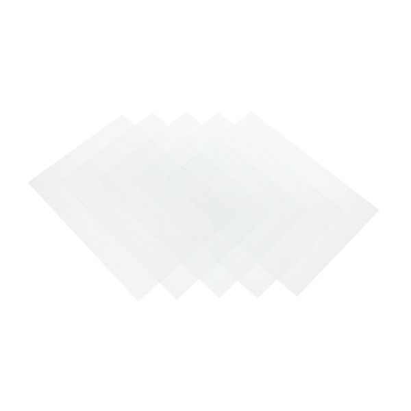 Fellowes Apex A4 Clear Light Weight Cover, Pack of 100 - BB58503