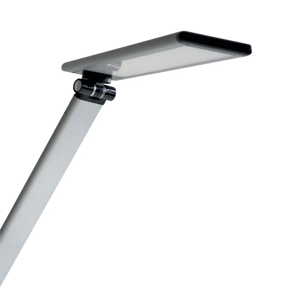 Unilux Terra Desk Lamp LED 5 Watt Silver 400087000