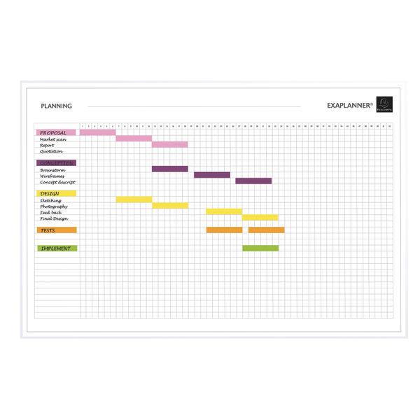 Exacompta Project Management Planner 57160E