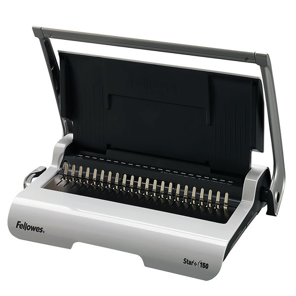 Fellowes Star A4 Manual Comb Binding Machine - 5327501