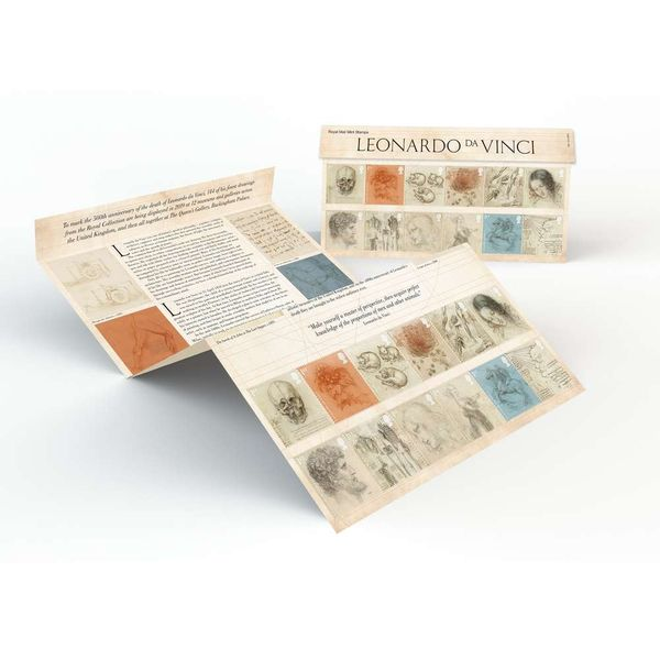The Leonardo da Vinci Presentation Pack - AP456